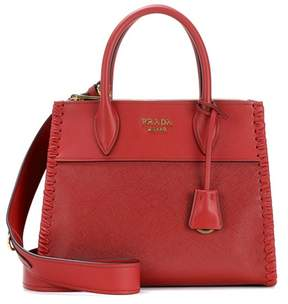 Prada Paradigme saffiano leather tote