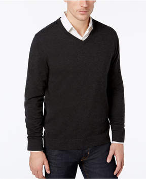 Alfani Men's V-Neck Sweater, Created for Macy's