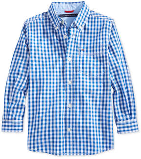 Tommy Hilfiger Baxter Gingham Shirt, Toddler Boys (2T-5T)