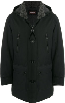 Michael Kors hooded coat