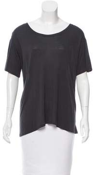 Enza Costa Oversize Short Sleeve Top w/ Tags