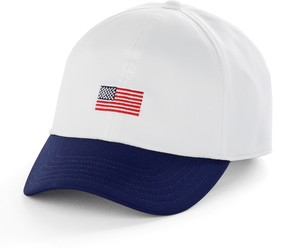 Under Armour Women's Renegade Embroidered American Flag Baseball Cap