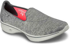 Skechers Women's GOwalk 4 Achiever Slip-On Sneaker