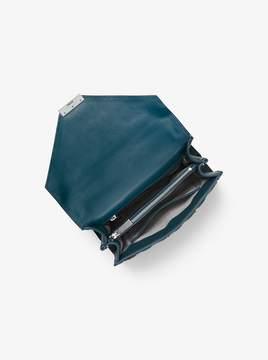 MICHAEL Michael Kors Whitney Large Mixed-Media Convertible Shoulder Bag