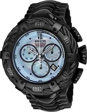 Invicta Reserve Men's 56mm JT Thunderbolt Ltd Ed Swiss Quartz Chronograph Watch (23609)