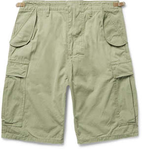 Nonnative Trooper Cotton-Ripstop Shorts