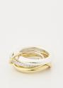 Spinelli Kilcollin Gold / Silver Libra Ring