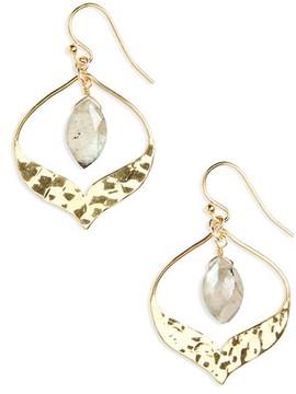 Chan Luu Women's Labradorite Drop Earrings