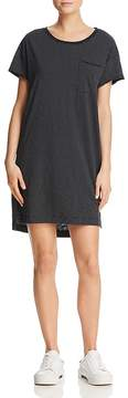 ATM Anthony Thomas Melillo Polka Dot T-Shirt Dress