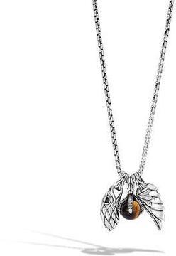 John Hardy Men's Legends Eagle Amulet Pendant Necklace