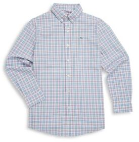 Vineyard Vines Long Sleeves Collared Shirt