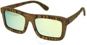 Spectrum Burrow Wood Sunglasses