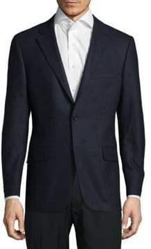Hickey Freeman Milburn II Regular Fit Wool Sportcoat