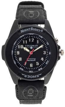 Coleman Men's Performance Wristwatch - Black