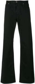 Armani Jeans loose-fit bootcut jeans