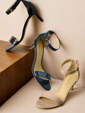 Talbots Trulli Ankle-Strap Sandals-Patent Leather