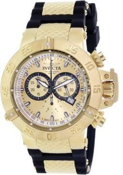 Invicta Subaqua 5040.D Gold Dial Watch