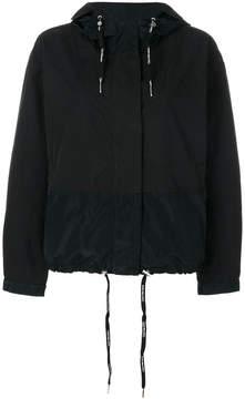 CK Calvin Klein hooded sport jacket