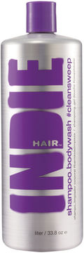 INDIE HAIR Shampoo and Bodywash no.cleansweep - 33.8 oz.