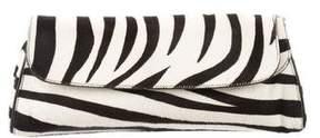 Alaia Ponyhair Clutch Bag