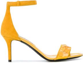 Emilio Pucci sequinned sandals