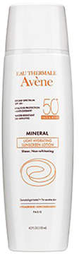 Eau Thermale Avene Mineral SPF 50+ Face/Body Sunscreen by 4.2oz Lotion)