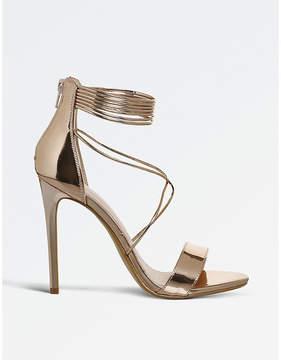 Office Hollywood metallic sandals