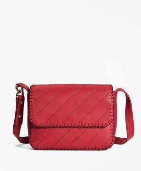 Leather Dione Cross-body Bag