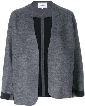 Enfold cropped boxy fit jacket