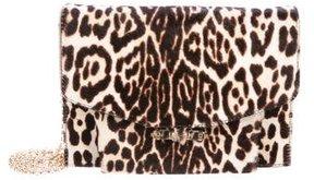 Givenchy Ponyhair Plexi Bag
