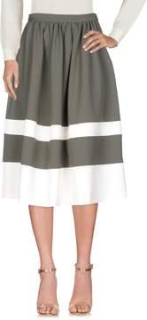 Andrea Morando 3/4 length skirts