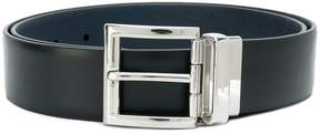 Prada reversible saffiano belt