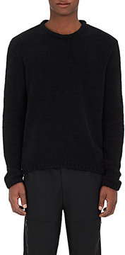 ATM Anthony Thomas Melillo Men's Chenille Sweater