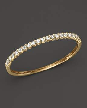 Bloomingdale's Diamond Bangle in 18K Yellow Gold, 4.25 ct. t.w. - 100% Exclusive