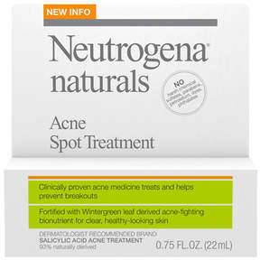 Neutrogena Naturals Spot Treatment