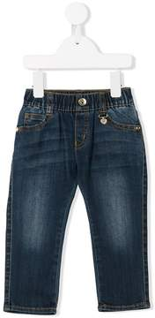 Emporio Armani Kids regular jeans