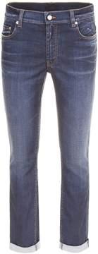 Prada Linea Rossa Jeans Five Pockets