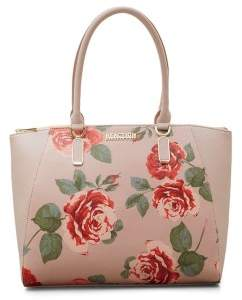 Kenneth Cole New York Reaction Kenneth Cole Monica Floral Printed Satchel - Women's - Blush Roses
