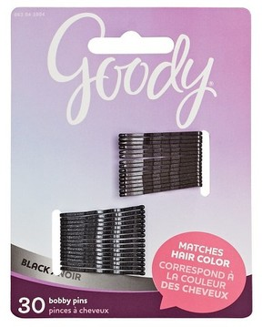 Goody® Colour Collection Mini Bobby Pins Black - 30ct