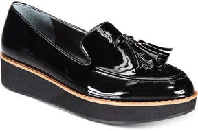 Bar III Danton Platform Loafers, Created for Macy's Women's Shoes