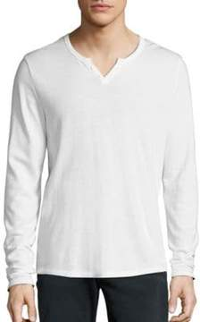 Joe's Jeans Wintz Long Sleeve Henley Shirt