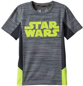 Star Wars A Collection For Kohls Boys 4-7x a Collection for Kohl's Textured Graphic Tee by Jumping Beans