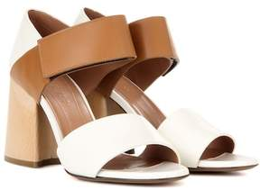 Marni Exclusive to mytheresa.com — Leather sandals