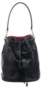 Prada Nappa Leather Bucket Bag