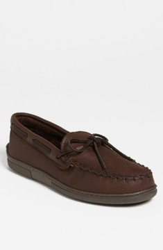 Minnetonka Men's Moosehide Moccasin