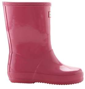 Hunter Unisex Children's Original Kids First Classic Gloss Rain Boot.