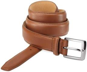 Charles Tyrwhitt Tan Textured Leather Formal Belt Size 34-36