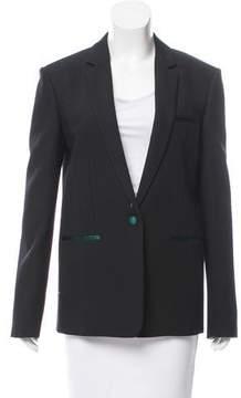 Celine Tailored Wool Blazer