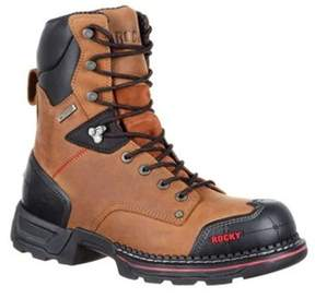 Rocky Men's 8 Maxx Waterproof Work Boot Rkk0211.