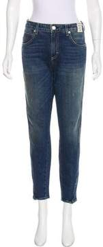 Amo Mid-Rise Skinny Jeans w/ Tags